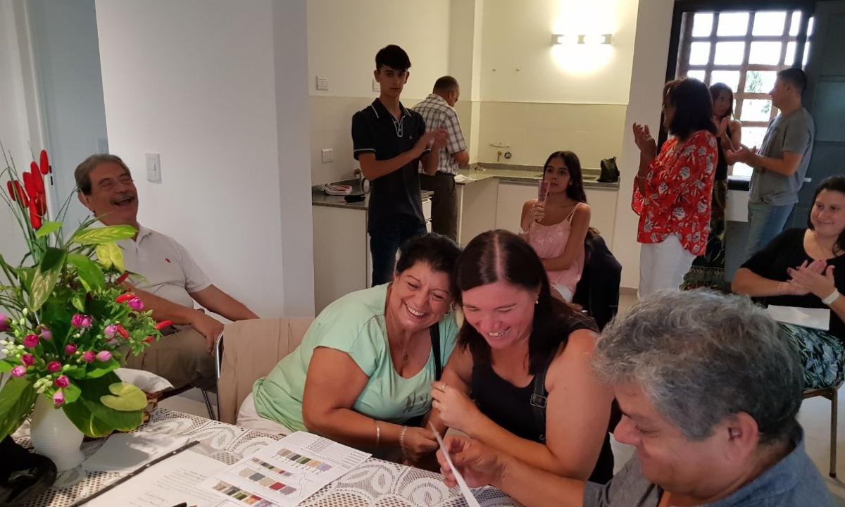 Las primeras familias de Carrascal ya eligieron su hogar