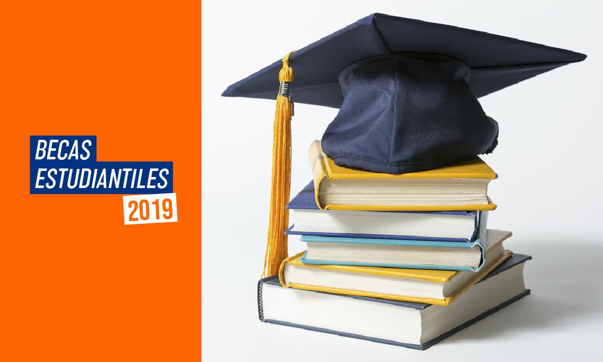 Becas Estudiantiles 2019