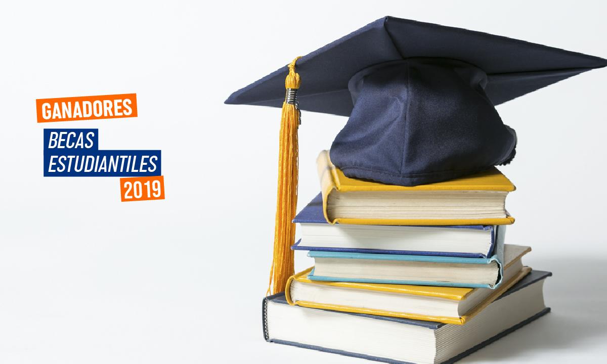 Beneficiarios Becas Estudiantiles 2019