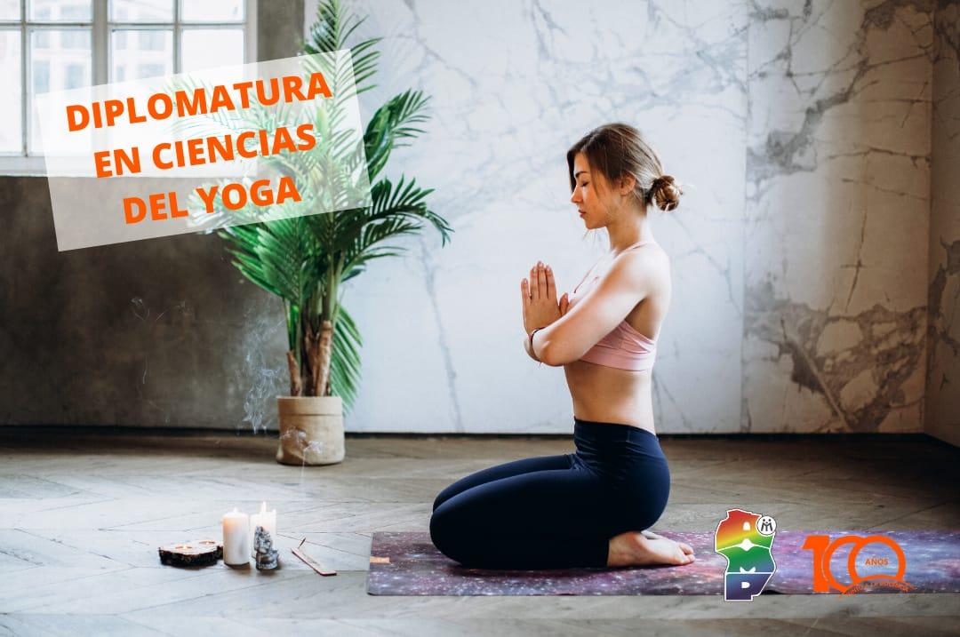 Diplomatura Universitaria en Ciencias del Yoga